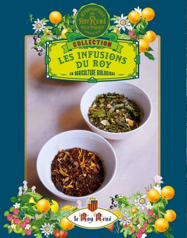 Infusions Bio Roy René Angers